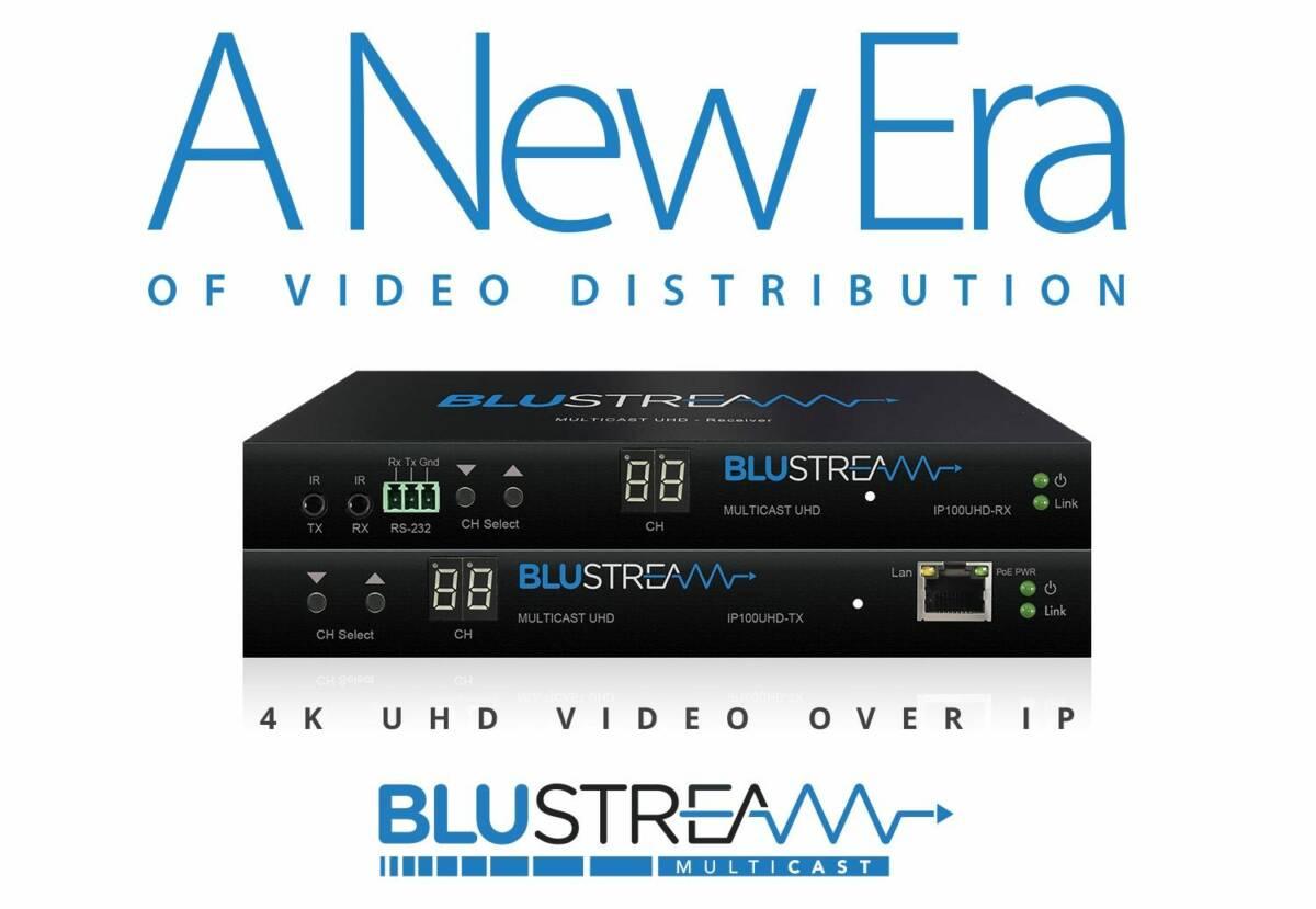 Blustream Multicast